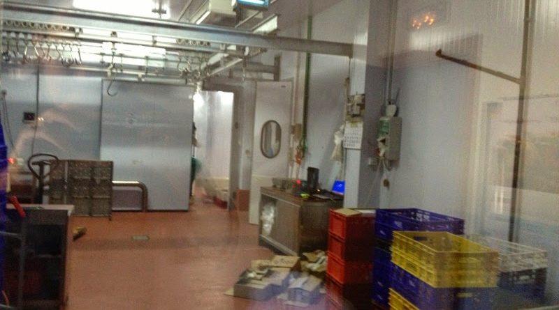 Reglamento(CE) Nº 853/2004 del parlamento europeo para normas de higiene de alimentos de origen animal